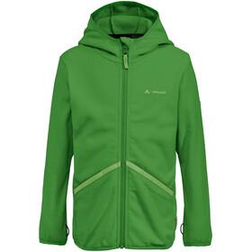VAUDE Pulex Veste à capuche Enfant, parrot green